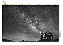 Night At The Station Carry-all Pouch