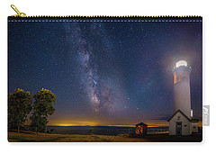 Night At Tibbetts Point Carry-all Pouch by Mark Papke