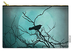 Night Bird Carry-all Pouch
