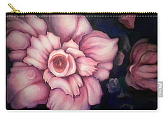 Night Blooms Carry-all Pouch