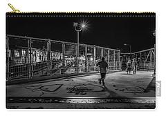 Night Commute  Carry-all Pouch by Jeffrey Friedkin