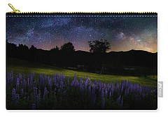Carry-all Pouch featuring the photograph Night Flowers by Bill Wakeley