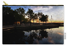 Night Harbour Carry-all Pouch