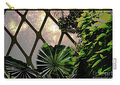 Night In The Arboretum Carry-all Pouch by Deborah Nakano