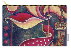 Night In The City Of Gods Carry-all Pouch