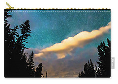 Carry-all Pouch featuring the photograph Night Moves by James BO Insogna