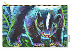 Night Moves Carry-all Pouch by Robert Phelps