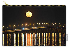 Night Of Lights Carry-all Pouch