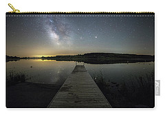 Night On The Dock Carry-all Pouch