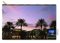 Night On The Town Palm Beach Florida Photo 515 Carry-all Pouch