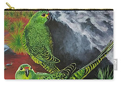 Night Parrots Carry-all Pouch