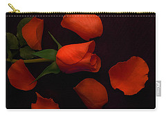 Night Rose 2 Carry-all Pouch