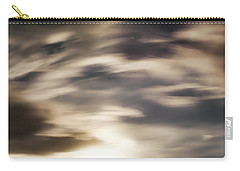 Carry-all Pouch featuring the photograph Night Sky 1 by Leland D Howard