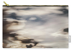 Carry-all Pouch featuring the photograph Night Sky 2 by Leland D Howard