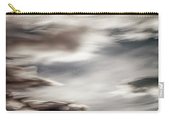 Carry-all Pouch featuring the photograph Night Sky 3 by Leland D Howard