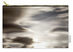 Carry-all Pouch featuring the photograph Night Sky 4 by Leland D Howard