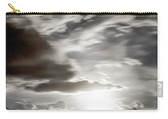Carry-all Pouch featuring the photograph Night Sky 5 by Leland D Howard