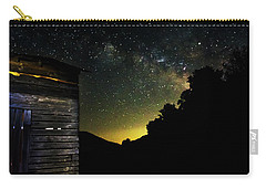Night Sky At The Barn Carry-all Pouch