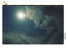 Looking At The Moon Carry-all Pouch
