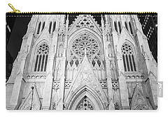 Night St Patrick's Cathedral  Carry-all Pouch