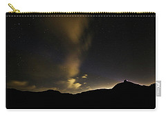 Night Time At Palo Duro Canyon State Park - Texas Carry-all Pouch