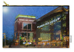 Night Time Lambeau Carry-all Pouch