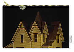 Night View Carry-all Pouch by Tony Locke