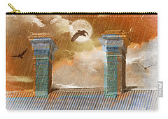 Carry-all Pouch featuring the photograph Night Vision by Holly Kempe
