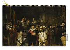 Night Watch, 1642 Carry-all Pouch