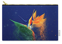 Nightbird Carry-all Pouch by Kenneth Armand Johnson