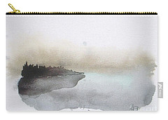 Nightfall On The Lake  Carry-all Pouch