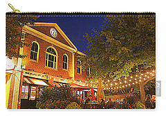 Nightime In Newburyport Carry-all Pouch