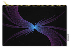 Nightwing Carry-all Pouch by Lea Wiggins