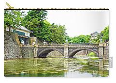 Nijubashi Bridge Carry-all Pouch