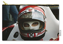 Niki Lauda. 1977 Austrian Grand Prix Carry-all Pouch