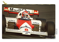 Niki Lauda. 1984 Dutch Grand Prix Carry-all Pouch
