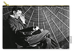 Brain Waves Photographs Carry-All Pouches