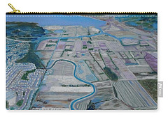Nikomekl River ,b.c. Carry-all Pouch