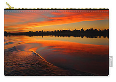 Nile Sunset Carry-all Pouch