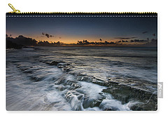 Nimitz Beach Sunrise Carry-all Pouch