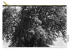 Nina Tree Dressed Out Bw Carry-all Pouch
