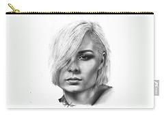 Nina Nesbitt Drawing By Sofia Furniel Carry-all Pouch