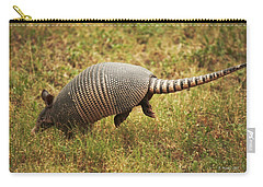 Nine-banded Armadillo Jumping Carry-all Pouch