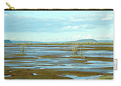 Nisqually Looking North Carry-all Pouch