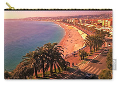 Nizza By The Sea Carry-all Pouch