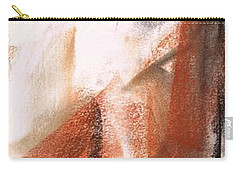The Horse Within  Carry-all Pouch by Frances Marino