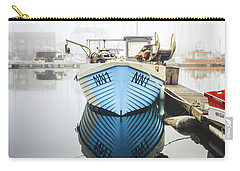 Carry-all Pouch featuring the photograph Nn1 Fishing Boat Sovereign Harbour, Eastbourne. by Will Gudgeon