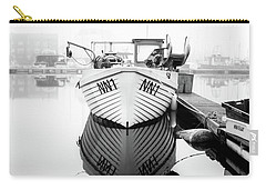 Carry-all Pouch featuring the photograph Nn1 Fishing Boat by Will Gudgeon