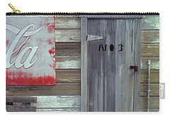 Carry-all Pouch featuring the photograph No. 3 by Laurie Stewart