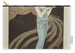 No. 9  Sortileges Robe Du Soir, De Beer, George Barbier, 1922 Carry-all Pouch